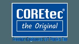 Coretec the original   H&R Carpets and Flooring