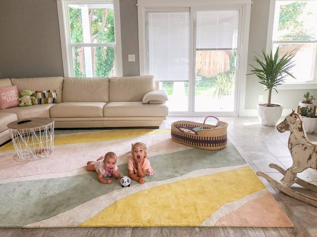 Kids at Play | H&R Carpets & Flooring