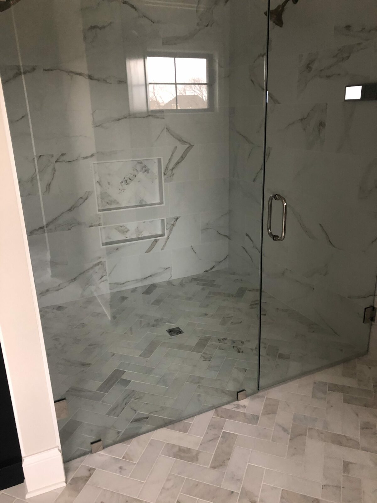 Shower tiles   H&R Carpets and Flooring
