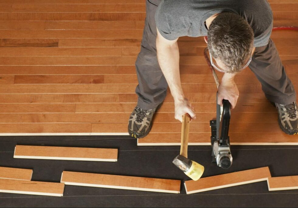 Hardwood Installation | H&R Carpets and Flooring