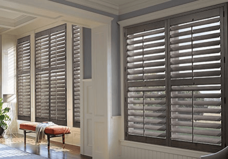 Shutters landscape | H&R Carpets and Flooring